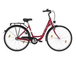 Excelsior Road Cruiser Alu 46 cm | racing red