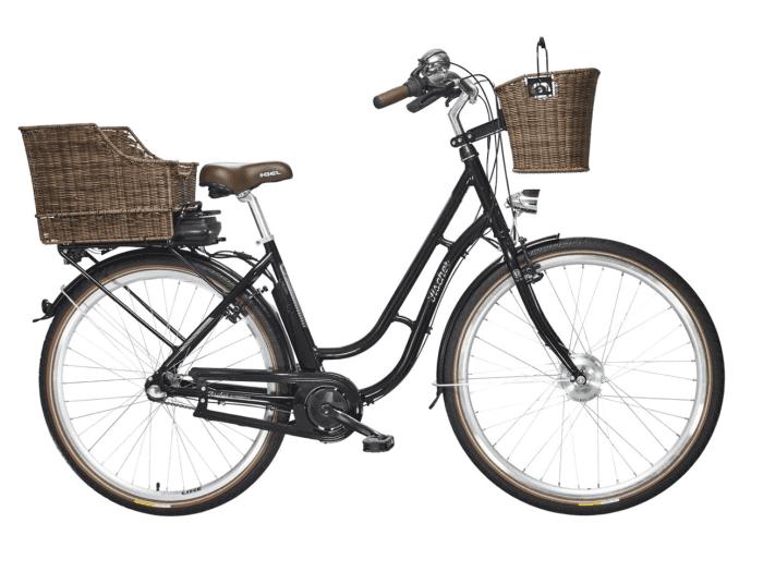 fischer ecoline city retro e bike er 1704 city e bike 2017. Black Bedroom Furniture Sets. Home Design Ideas