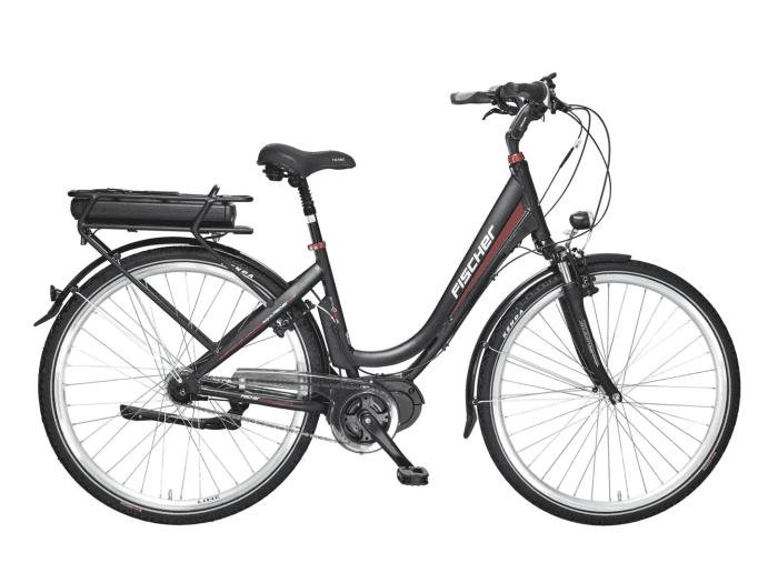 fischer proline city e bike ecu 1720 city e bike 2017. Black Bedroom Furniture Sets. Home Design Ideas