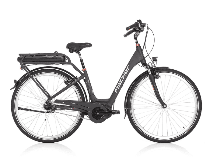 fischer ecu 1820 city e bike 2018 rahmenh he 41 cm. Black Bedroom Furniture Sets. Home Design Ideas