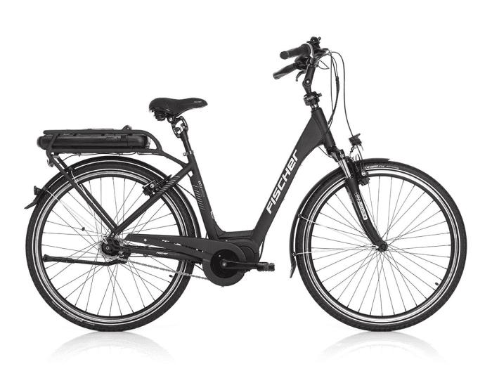 fischer ecu 1860 city e bike 2018. Black Bedroom Furniture Sets. Home Design Ideas