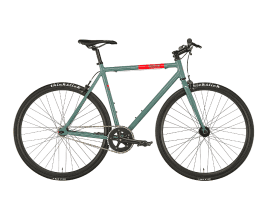 FIXIE Inc. Blackheath 55.5 cm | petrol/red