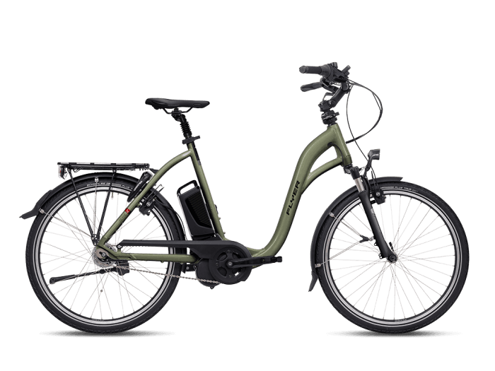 Foto: FLYER C 5.1 E-Bike Trekking