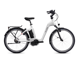 FLYER Gotour4 7.01R XS | Pearl White | 630 Wh