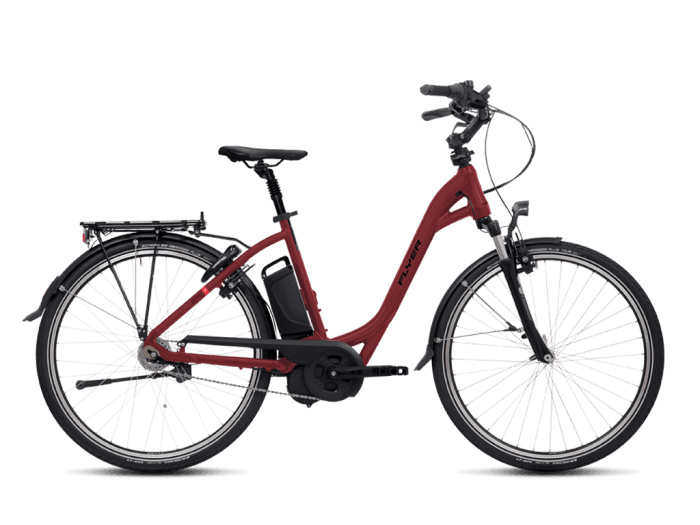 Foto: FLYER T 5K E-Bike Trekking