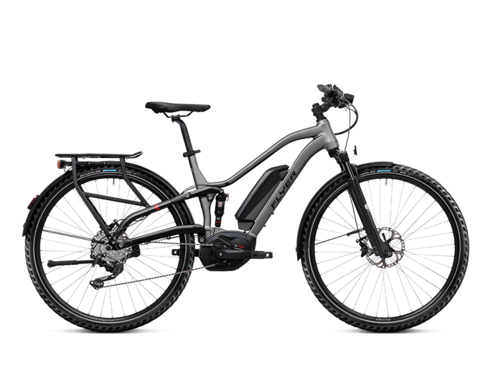 Foto: FLYER TX 7.10 E-Bike Trekking