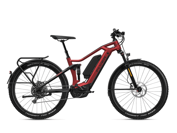 Foto: FLYER Goroc3 6.50 HS EU E-Bike MTB Fully