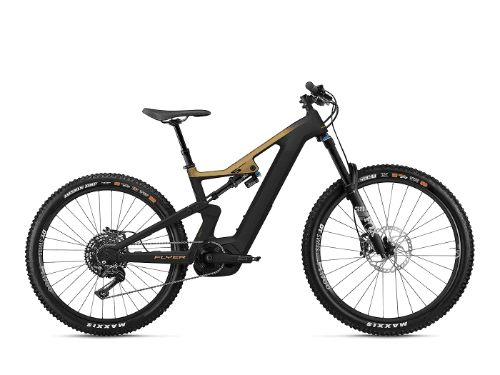 Foto: FLYER Uproc6 8.70 E-Bike MTB Fully