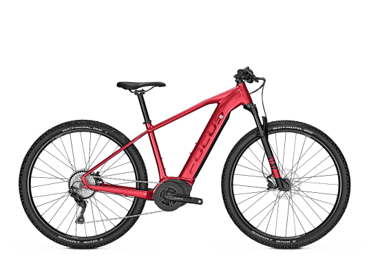 E-Bike FOCUS JARIFA² 6.7