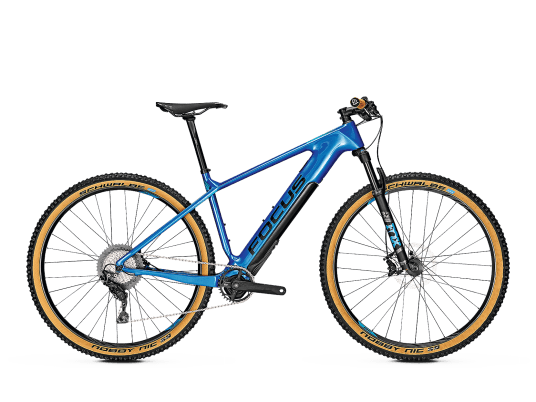 E-Bike FOCUS RAVEN² 9.8