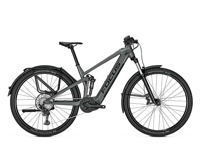 Foto: FOCUS THRON² 6.8 EQP E-Bike MTB Fully