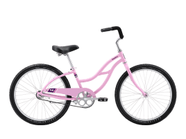 Fuji Sanibel 24 LS Light Pink w/ Purple and Pink