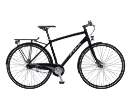 Fuji Absolute City 1.3 49 cm | Satin Black