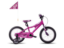 GHOST Powerkid AL 16 Dark fuchsia pink