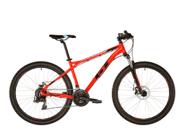 GT Aggressor Sport 35.5 cm | gloss red/black/sky blue