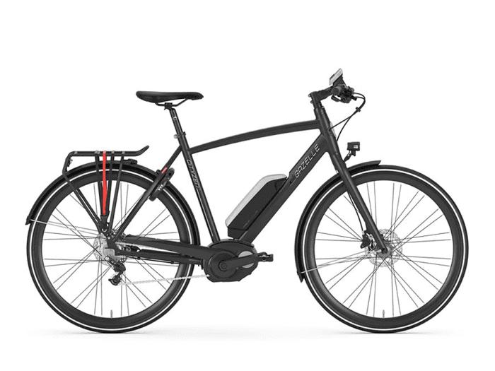 gazelle cityzen c8 hmb city e bike 2017 herren rahmenh he 57 cm black matt 500 wh. Black Bedroom Furniture Sets. Home Design Ideas