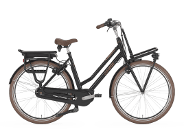 Gazelle Miss Grace C7 HMB 59 cm | black | 500 Wh