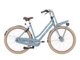 Gazelle Miss Grace 54 cm | Jeans blue | Shimano Nexus 3 Speed | Rollerbrakes