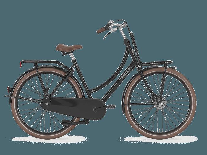 Goede Gazelle Puur NL - Lastenfahrrad Fahrrad - 2018 QL-56