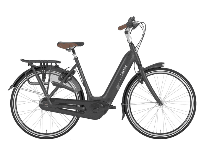 Gazelle Grenoble C7+ HMB Elite Damen 57 cm | Schwarz