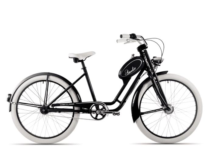 hawk amelie damen retro cruiser cruiser fahrrad 2017. Black Bedroom Furniture Sets. Home Design Ideas