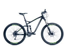 HAWK Seventyseven AM FS 27.5 Mountainbike 16″
