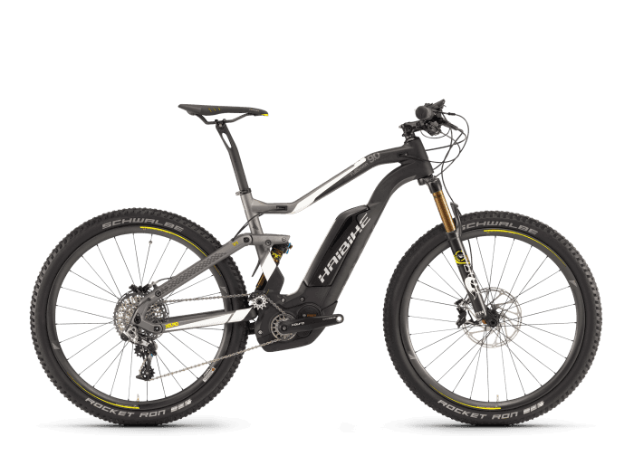 haibike xduro fullseven carbon 9 0 fully e mtb 2017. Black Bedroom Furniture Sets. Home Design Ideas