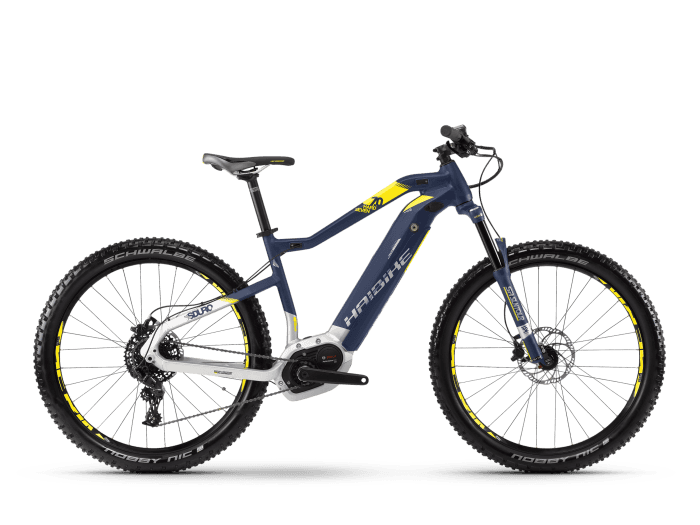 haibike sduro hardseven 7 0 hardtail e mtb 2018. Black Bedroom Furniture Sets. Home Design Ideas