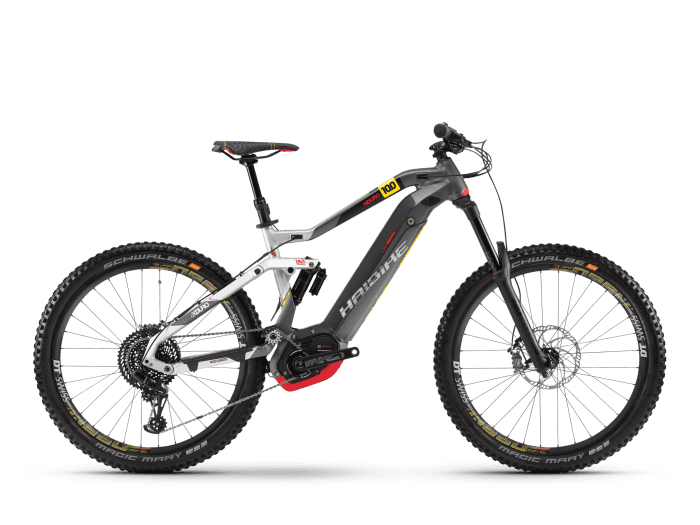 haibike xduro nduro 10 0 fully e mtb 2018. Black Bedroom Furniture Sets. Home Design Ideas
