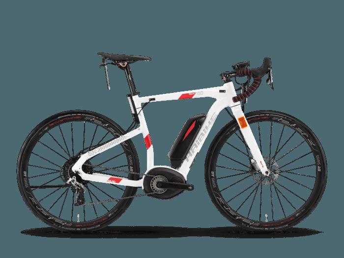 haibike xduro race s 6 0 rennrad e bike 2018. Black Bedroom Furniture Sets. Home Design Ideas