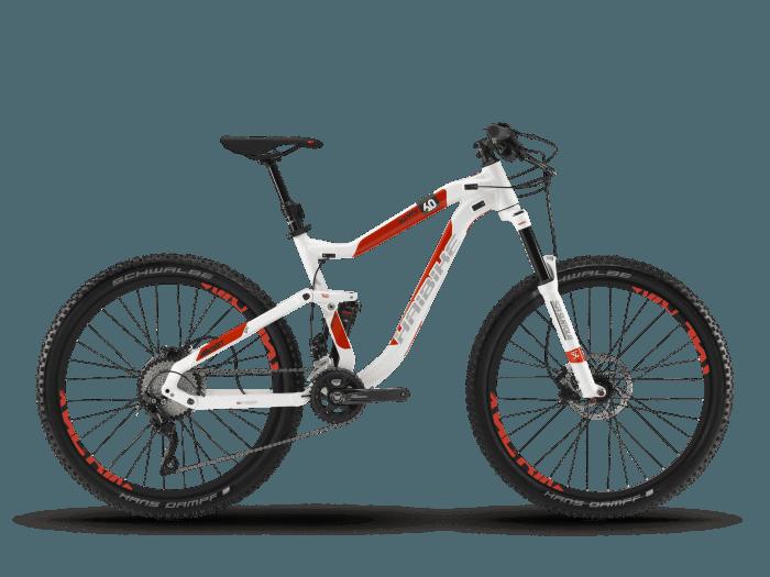 haibike seet allmtn 6 0 fully mountainbike 2018. Black Bedroom Furniture Sets. Home Design Ideas