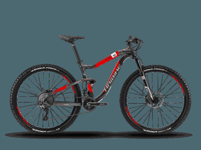 haibike seet fullnine 6 0 fully mountainbike 2018. Black Bedroom Furniture Sets. Home Design Ideas