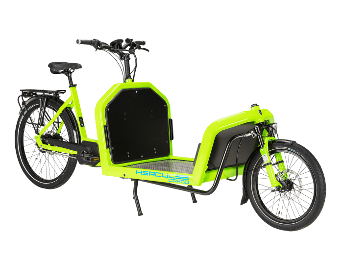 hercules cargo 1000 lastenfahrrad e bike 2018. Black Bedroom Furniture Sets. Home Design Ideas