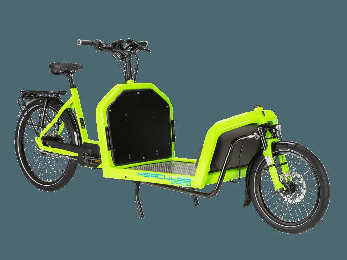 hercules cargo 1000 lastenfahrrad e bike 2018. Black Bedroom Furniture Sets. Home Design Ideas