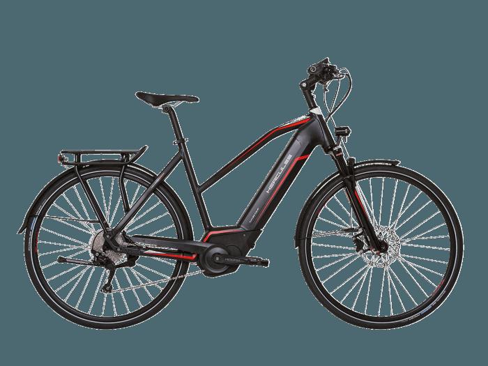 hercules futura comp i trekking e bike 2018 trapez. Black Bedroom Furniture Sets. Home Design Ideas