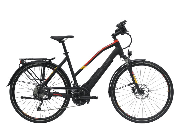hercules pasero trekking e bike 2018 rahmenh he 53 cm. Black Bedroom Furniture Sets. Home Design Ideas
