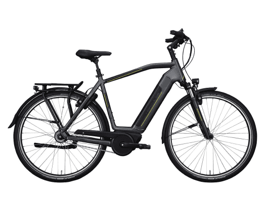 Hercules Robert/-a Deluxe I-F8 - City E-Bike - 2019