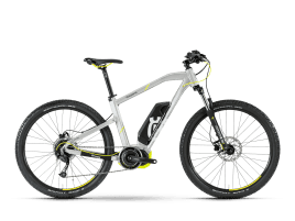 Husqvarna Light Cross LC1 27.5″ 45 cm | silver matt-neon yellow
