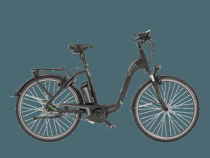kettler city hde comfort rt city e bike 2017 wave. Black Bedroom Furniture Sets. Home Design Ideas