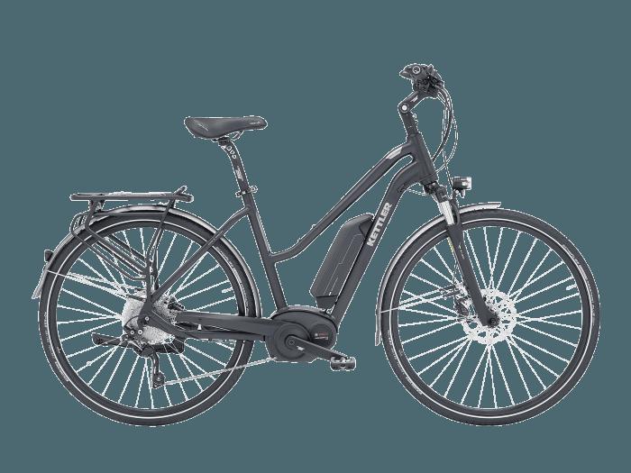 kettler e light trekking e bike 2017 trapez. Black Bedroom Furniture Sets. Home Design Ideas