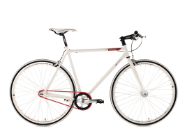 KS Cycling Essence Flat 28″ Single Speed 56 cm