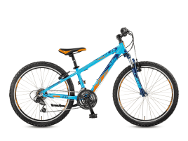 KTM WILD Cross 24.18 18s TY21 marseilleblue (darkblue+orange)
