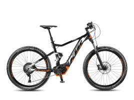 KTM MACINA LYCAN 274 11 pt-cx5i 53 cm | black matt (white+orange)