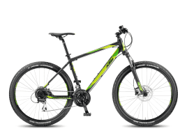 KTM CHICAGO 27.24 Disc H 36 cm | black matt (green)