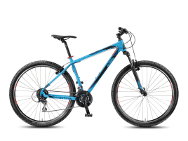 KTM CHICAGO 29.24 43 cm | marseille blue matt (black+red)