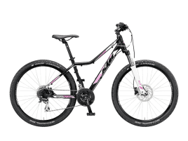 KTM Penny Lane 27.24 Disc H 35 cm | black matt (white+magenta)