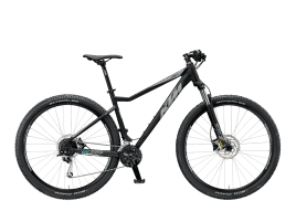 KTM Ultra FUN 29.27 48 cm | black matt (grey+azzuro)