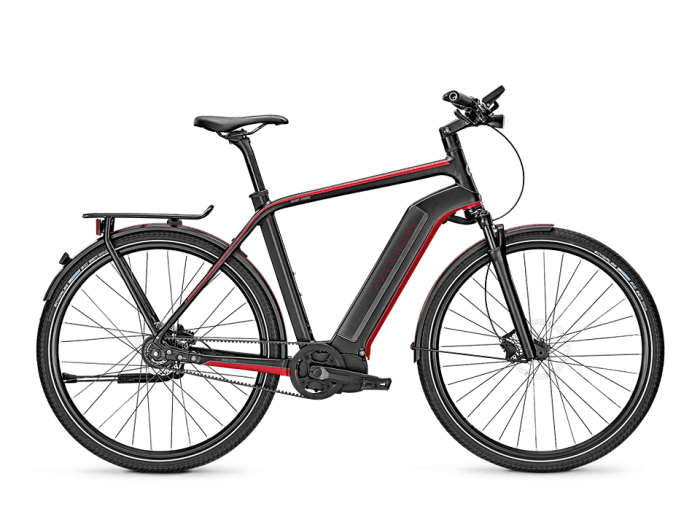 kalkhoff integrale 8 trekking e bike 2016. Black Bedroom Furniture Sets. Home Design Ideas