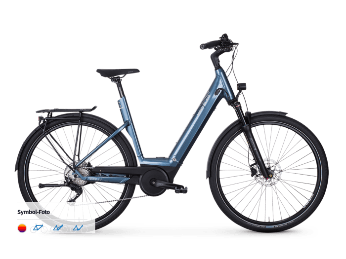 kreidler vitality eco 22 trekking e bike 2019. Black Bedroom Furniture Sets. Home Design Ideas