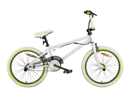 MBM U-n+o MATT LIGHT GRAY/LIME